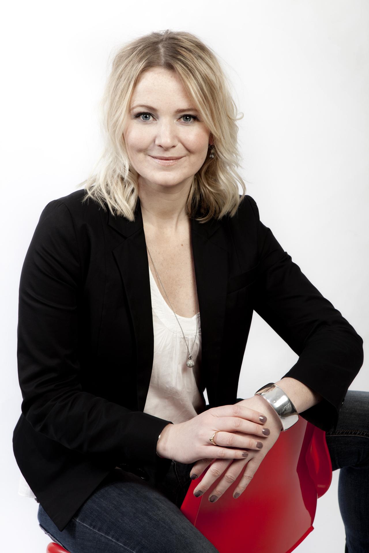 Stine Daugaard, journalist