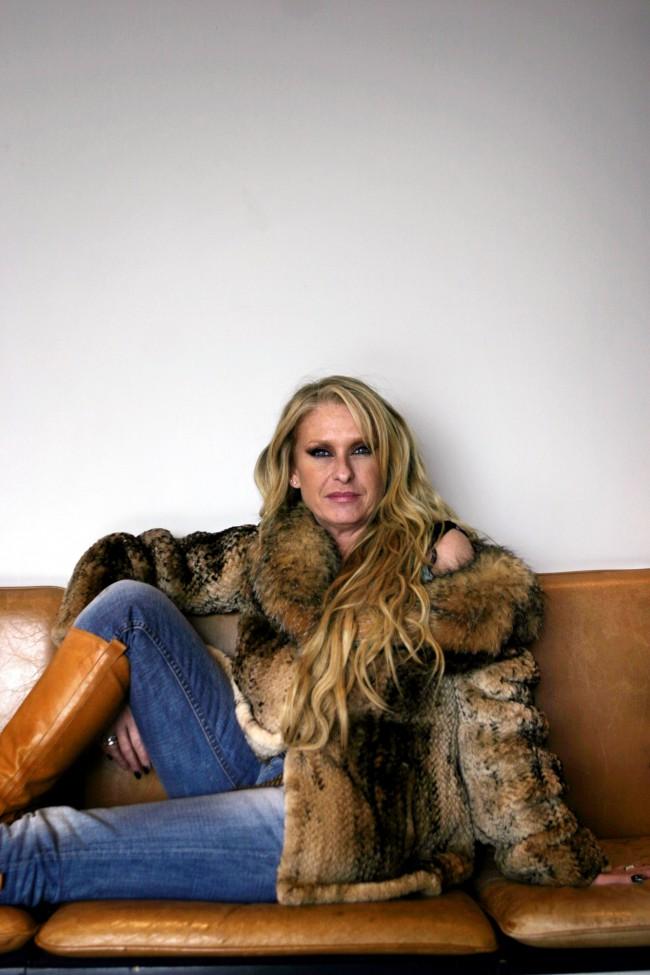 Sanne Salomonsen, sangerinde, diva, dansk, rock mama