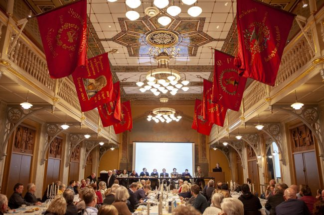 Kreds 1 generalforsamling, Journalistforbundet,