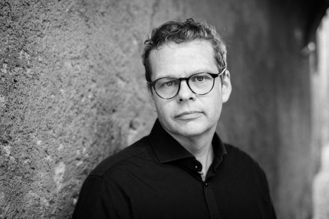 Sort/hvid billeder af Anders Langballe
